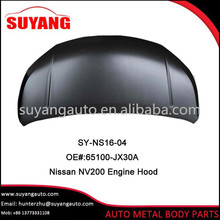 Replacement Steel Front fender For N issan NV200 Auto Body Parts