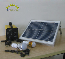 High quality 10 watt portable solar generator 10w for Egypt