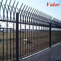 Factory big discount 2.5m philippines gates and fences