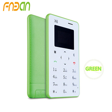 2017 New mini Card phone M3 M5 M7 X5 X6 Q1 K5 K8 C5 mobile phone Manufacturer 10K in Stock