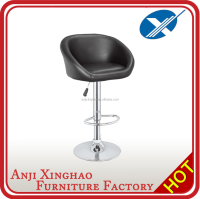 Comfortable adjustable swivel PU bar stool XH-269