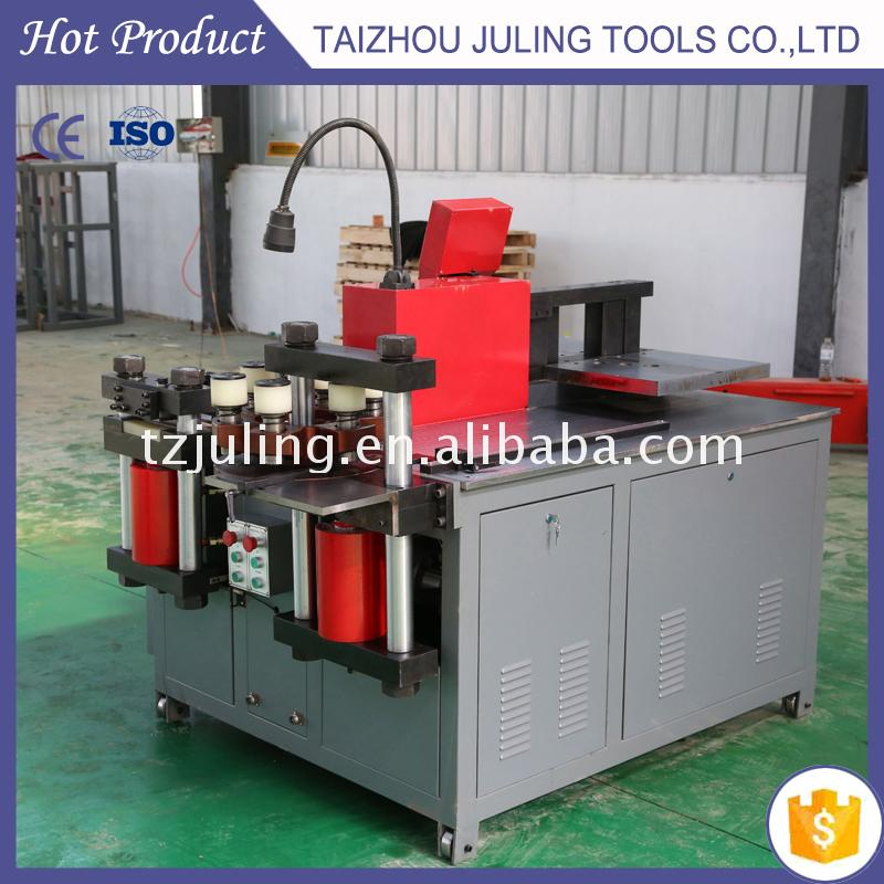 good quality factory supply 12*160 mm auto busbar processor machine tools