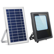LIFEPO4 Battery Ip68 Low Voltage Solar Led Garden Light Ground Spots