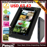 7inch android tablet pc touch screen