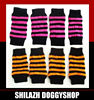Hundestuelpen Hundestulpen Pet Dog Socks Pet leg warmer PINK ORANGE