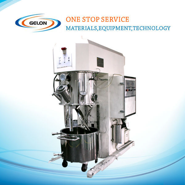 The exclusive Vacuum planetary mixing machine for lithium battery production line