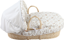 Hand-weave Baby Moses basket With High Quality