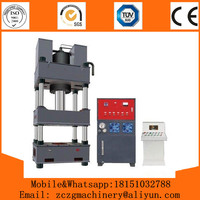 steel board electro-hydraulic press with DETAILED DESCRIPTION