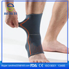 Unisex compression sports ankle sleeve support for running