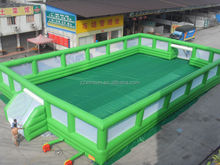 Inflatable Soccer Arena, Inflatable Soccer Field For Rent, Inflatable Soap Football Field For Sale