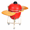 Home Garden Ceramic Round Shaped Tandoori Oven