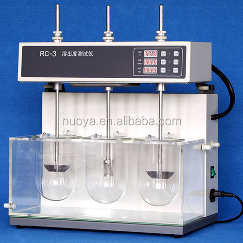RC- 3 Lab Dissolution testing of tablets