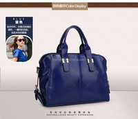 2015 high quality PU synthetic leather handbag
