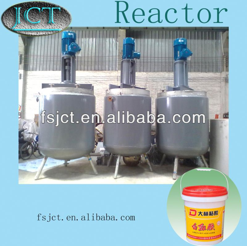 JCT Reactor Machine Used for hot melt adhesive for windows FYF-500L