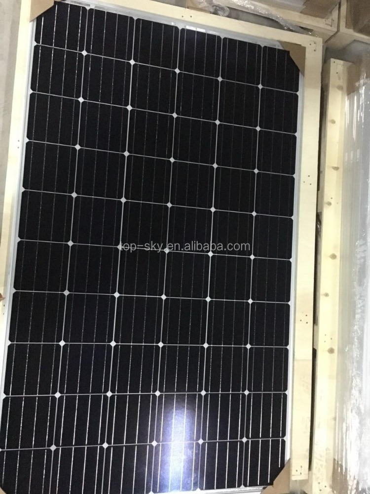 6 inch mono solar cell mono solar panel 280W good price talesun mono solar panel made in China with TUV certificate