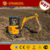 CLG908D Liugong micro excavator 8t compact excavator