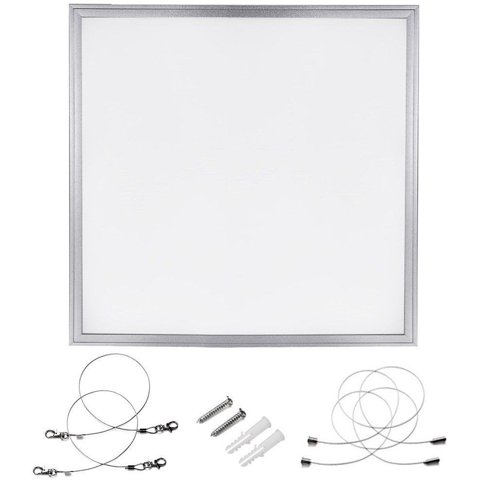 Drop Ceiling Super Bright Ultra Thin No Flicker 36W 2x2 3600lm Daylight Flat LED Light Panel