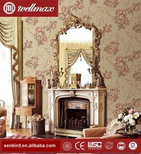 Wellmax wallpaper 3d luxury,1.06M korea wallpaper from Guangzhou