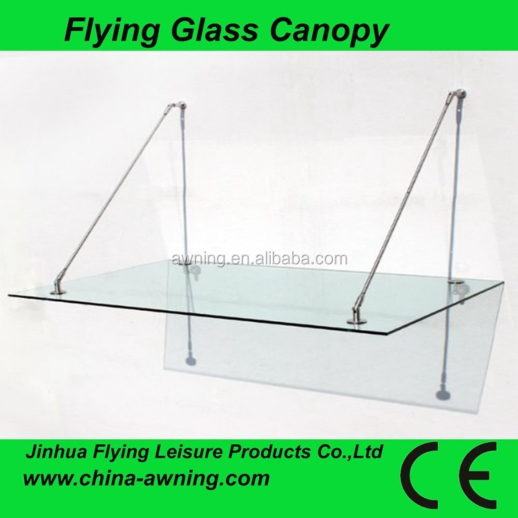 Hot sale glass canopy fittings/ canopy hardware