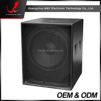 F115B- Professional 15inch Indoor Subwoofer