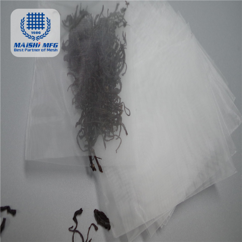 food grade 100 micron white nylon screen mesh filter mesh