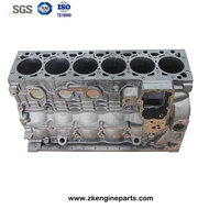 cylinder block for Cummins engine QSB6.7 4946586 ,5302096,4908383, 4991099, 4955412, 4990451, 4946586