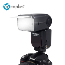 MCOPLUS i-TTL Flash Speedlite as SB-900 for Nikon cannon digital camera