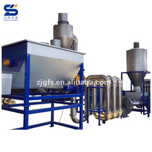 500-1000kg/h automatic recycling pp bag plastic washing machinery equipment