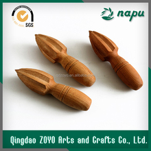 Hot New Products For 2016 Kitchen Accessories Beech Wooden Lemon Squeezer,Citrus Squeezer