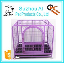 New Best Pet Accessories Pets Cage House Large Dog Crate with Wheels