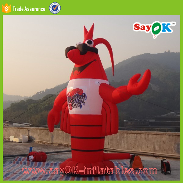 giant inflatable mascot cartoon characters animal model balloons