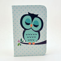 Owl Design PU case pouch bag for Samsung Galaxy Note 8.0 N5100