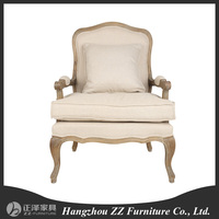 hot sale single round lounge chair