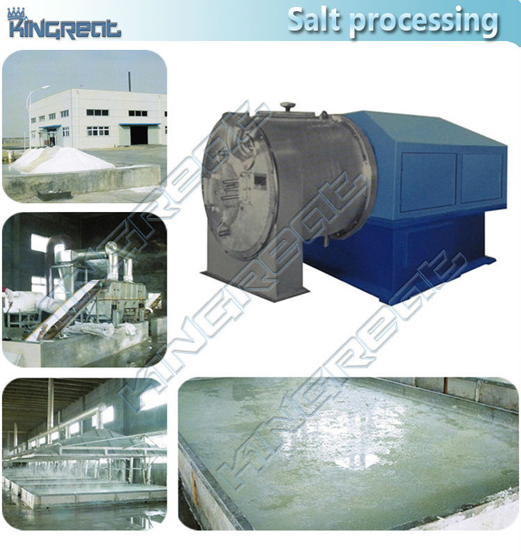 Various capacity turnkey project complete salt line for edible salt and industrial salt
