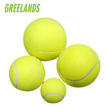 Popular Custom Inflatable Giant Tennis Ball Signature Multi Size Bulk Tennis Balls for Wholesale