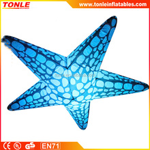 Led inflatable sea star lighting decoration for sale