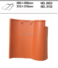 Chinese new Spanish super waterproof roofing tile price in Kerala