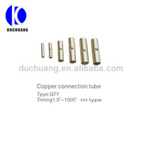 GTY Cable Copper Lug Cable Connector Cable Joint