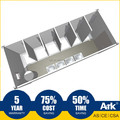 Ark Top Quality Good Price Long Lifespan Flatpack Prefabricated Steel Mining Field Ablution