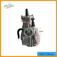 High performance racing carburetor pit dirt bike ATV motorcycle scooter oko carburetor dirt bike parts