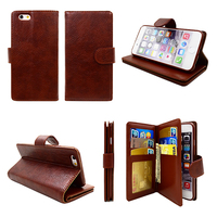 2015 Hotselling Wholesale Price Wallet Cell Phone Protective Cover For Huawei G6 Case