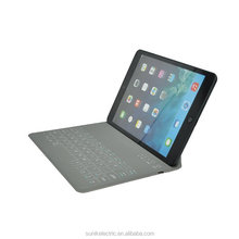 Fashion design/ good performance bluetooth/pc 9.7/10.1/10inch tablet wireless keyboard case