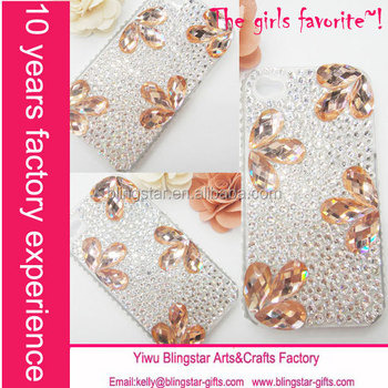 hot selling bling for phone 6 case