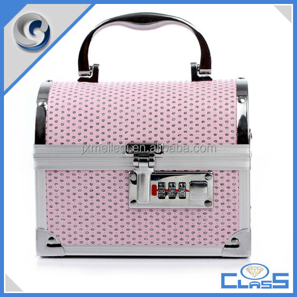 MLD-AC2646 Multifunction Home &Office Makeup Tools Case Kit Jewelry Case osmetic Cases & Bags