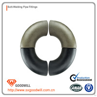 oil painting en/bs standard seamless carbon steel elbow