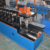 Color Steel Metal Building Palisade Fence Panel Roll Forming Machine
