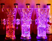 Wedding Club Flashing Cup for Christmas LED Flash Light Drink Cup Beer Bar Party halloween decoration