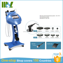 Salon rf face lifting machine,shortwave diathermy bipolar rf short wave diathermy machine