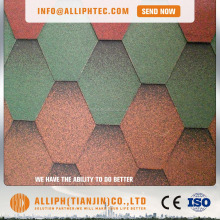roof glazing asphalt shingle sheets natural stone chip coated metal roof tiles