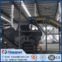 Used crumb rubber machine for tire recycling